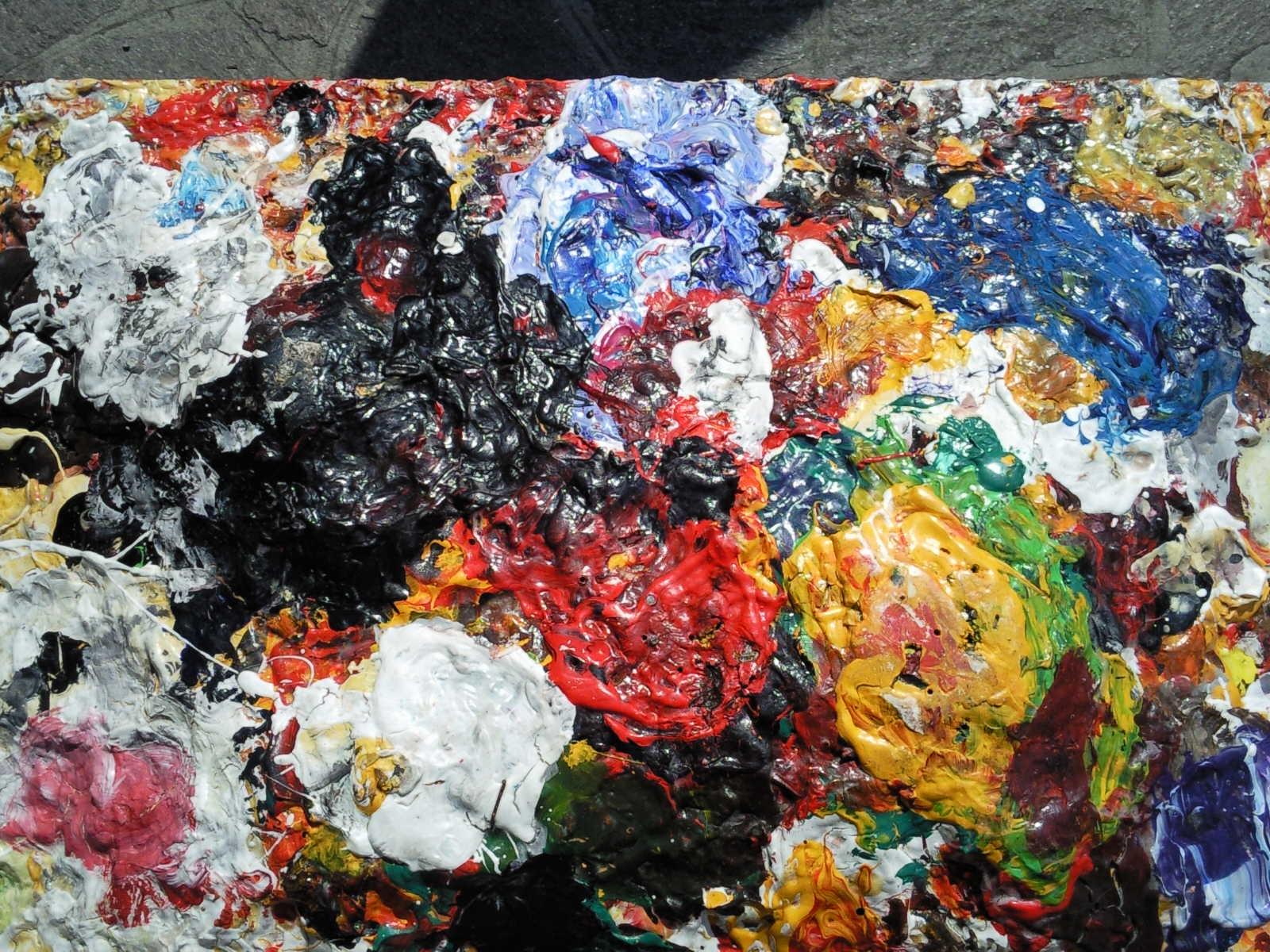 Workshop Gratuito: come usare colori ad olio e medium | L ...