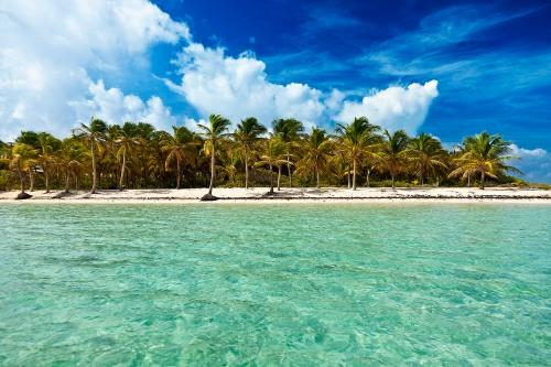 Guadalupe, Caraibbean France: island of -la petite terre-